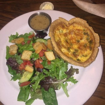 Mimi S Cafe Breakfast Quiche Lorraine