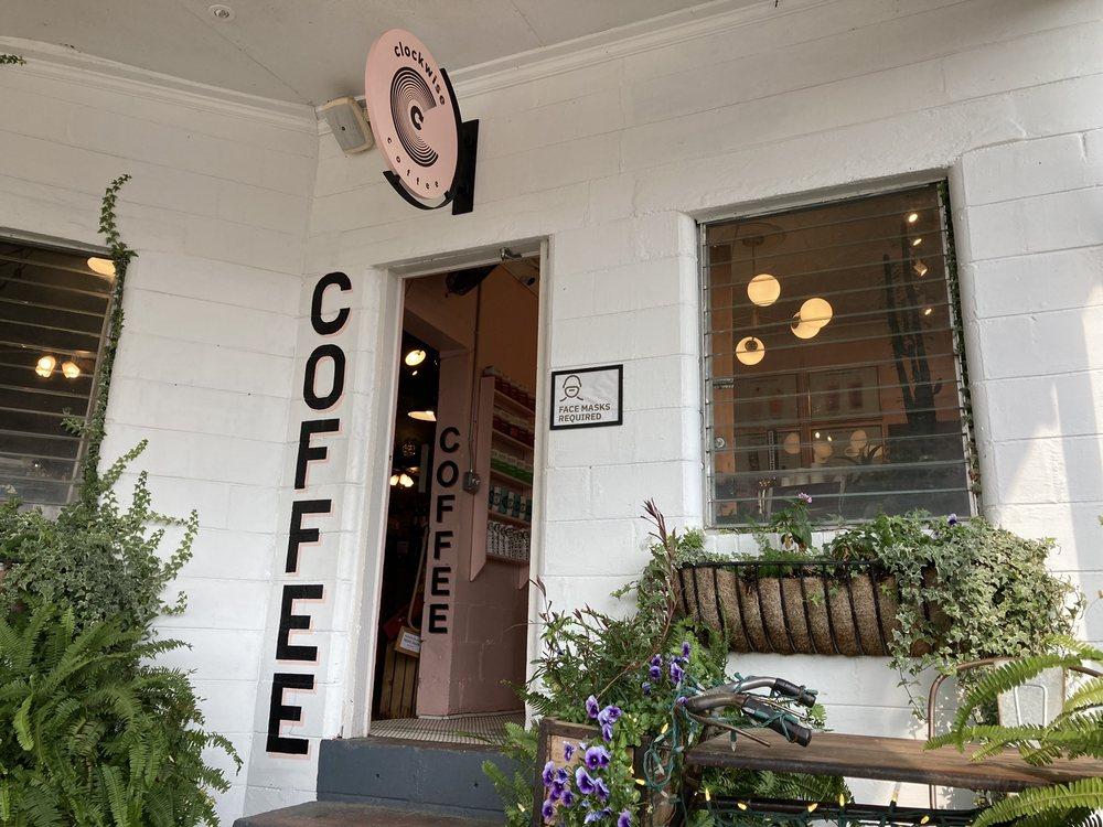 Clockwise Coffee: 81 Charleston Hwy, Yemassee, SC