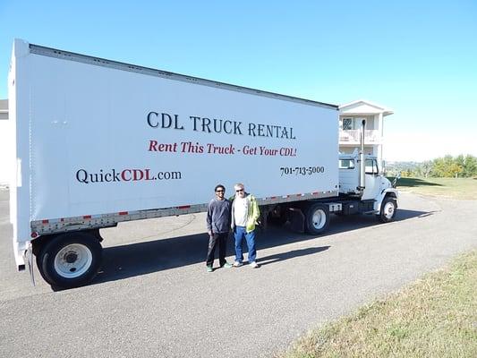 Budget truck rental minot nd