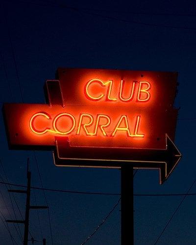 Club Corral: 5925 E 11th St, Tulsa, OK