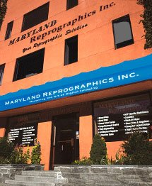 Maryland Reprographics: 2217 N Charles St, Baltimore, MD