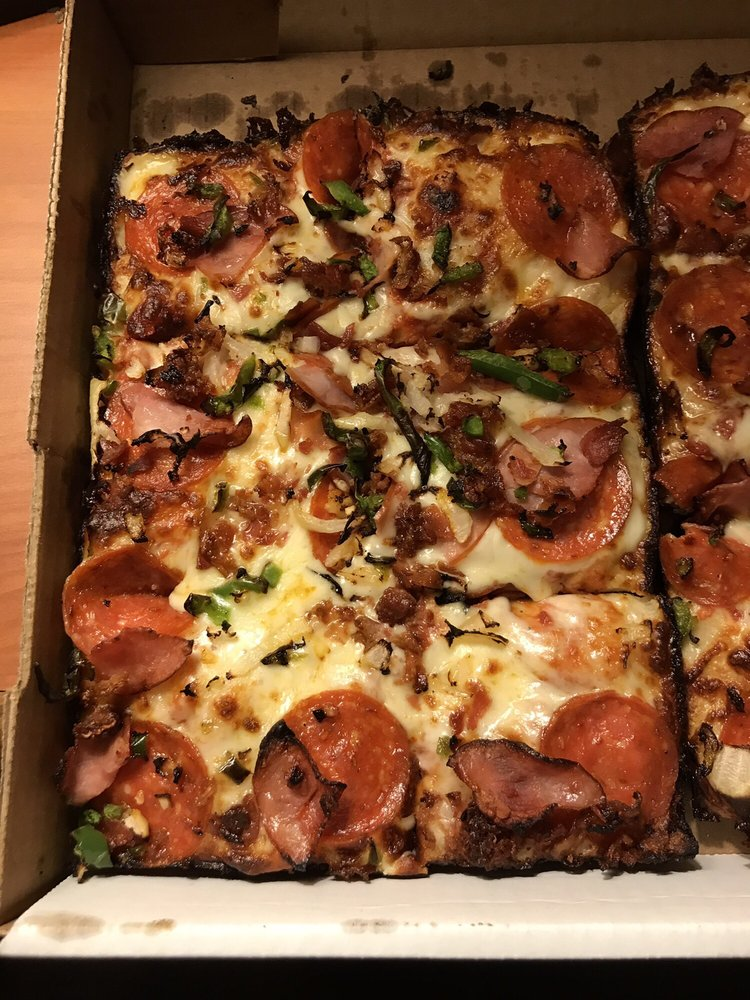Mary Sacco's Pizza: 3543 N Dixie Hwy, Frenchtown Charter Township, MI