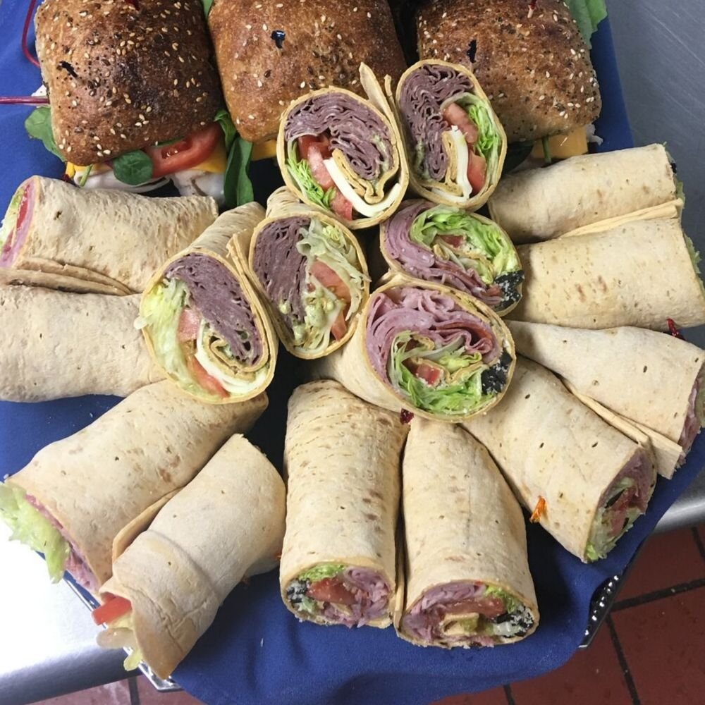 Carmae Catering: 124 E College Ave, Springfield, OH