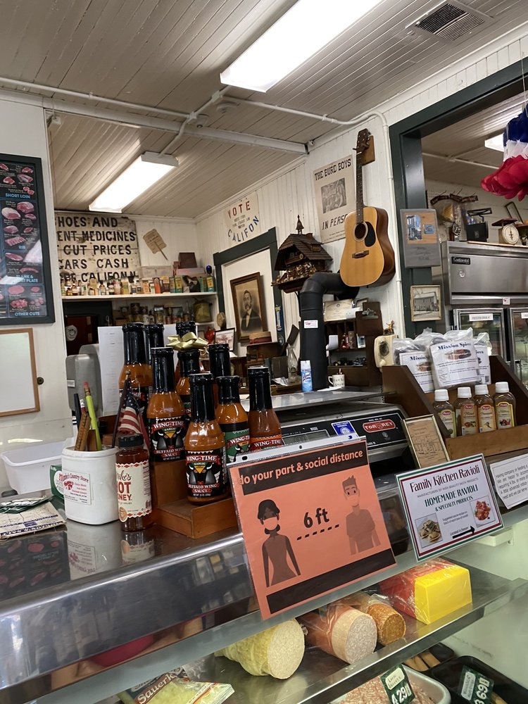 Rambo's Country Store: 68 Main St, Califon, NJ