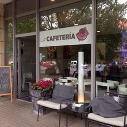 La Cafeteria - Cafes - ul. Obrzeżna 1, Slużewiec, Warsaw, Poland ...