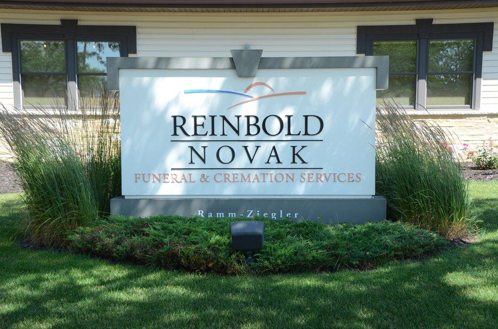 Reinbold - Novak Funeral Home: 1535 S 12th St, Sheboygan, WI