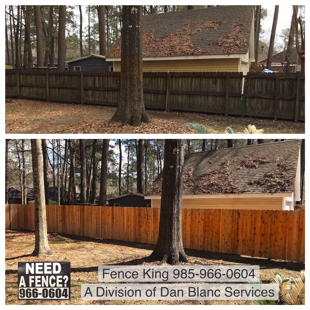 Fence King - Need a Fence
