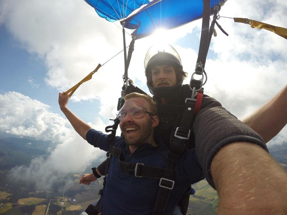 Skydive Whitefish: 12 Spokane Ave, Whitefish, MT