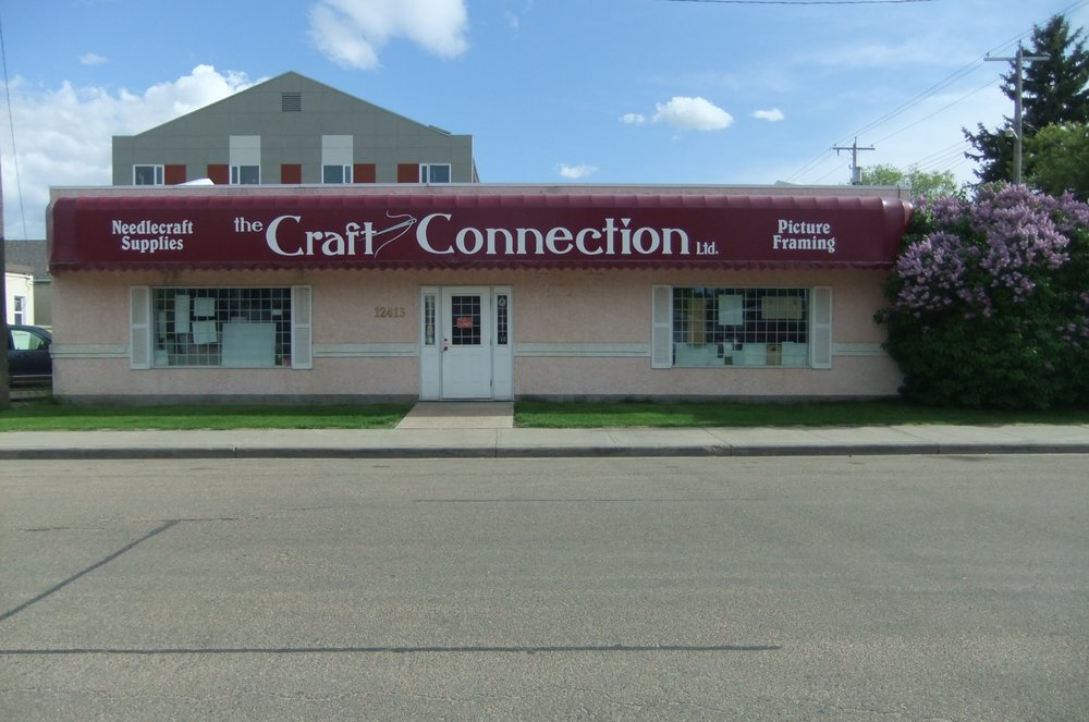 The Craft Connection - 23 Photos - Framing - 12413 115 Avenue NW ...