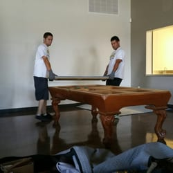 Pool Table Taxi Photos Reviews Movers Midtown - Pool table movers denver
