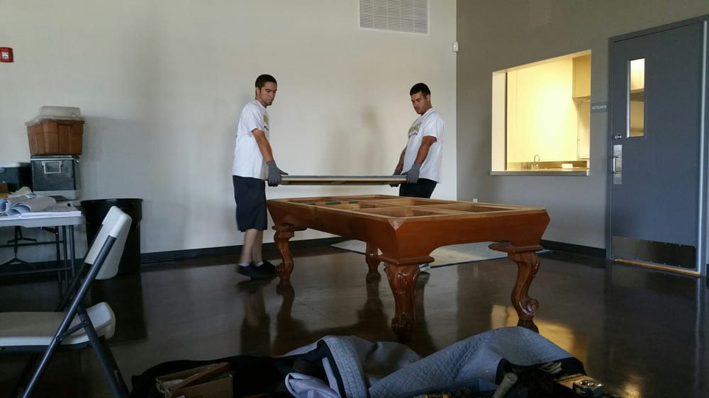 Superb Pool Table Taxi New 303 Photos 37 Reviews Movers Interior Design Ideas Lukepblogthenellocom