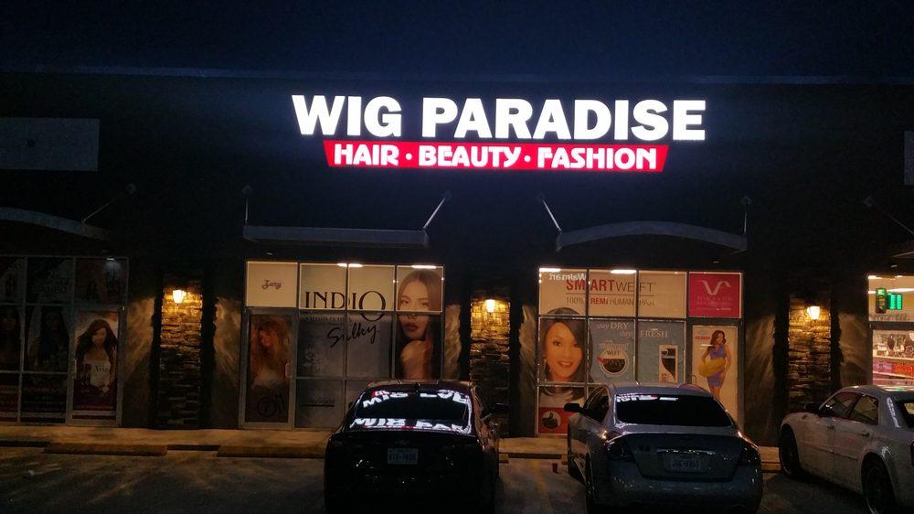 Wig Paradise El Paso: 5622 Dyer St, El Paso, TX