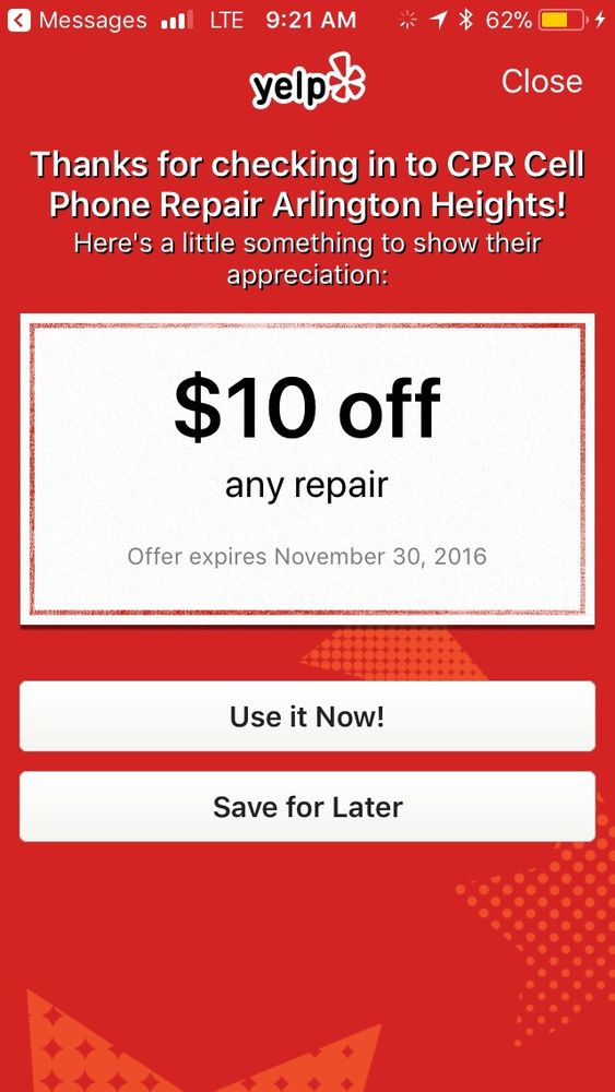 CPR Cell Phone Repair Arlington Heights: 329 E Rand Rd, Arlington Heights, IL