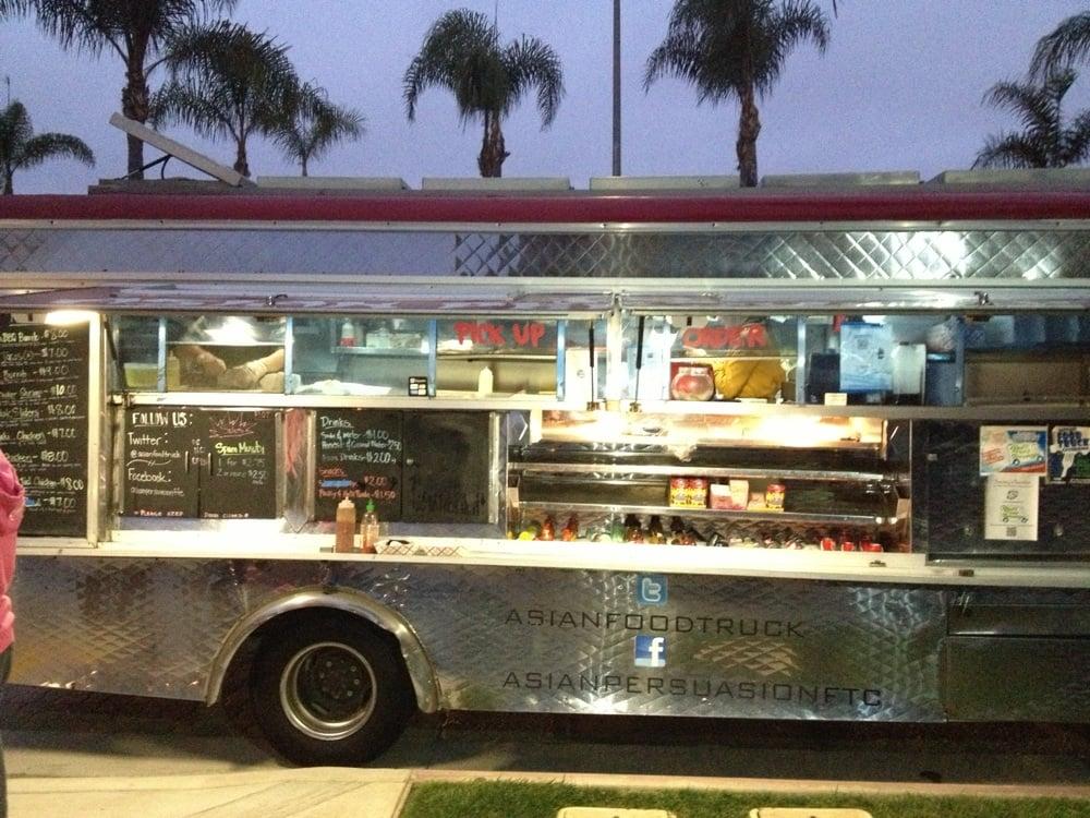 Food Truck Vendors San Diego