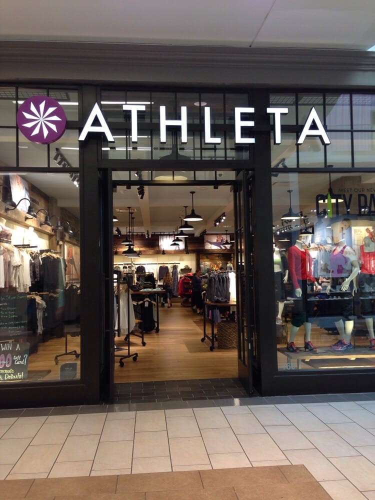 Athleta partners with Girls on the Run programs across the country to make sure girls have the proper gear for events. Enter an email address to receive a newsletter with coupons and promo codes as well as special discounts on the first purchase.