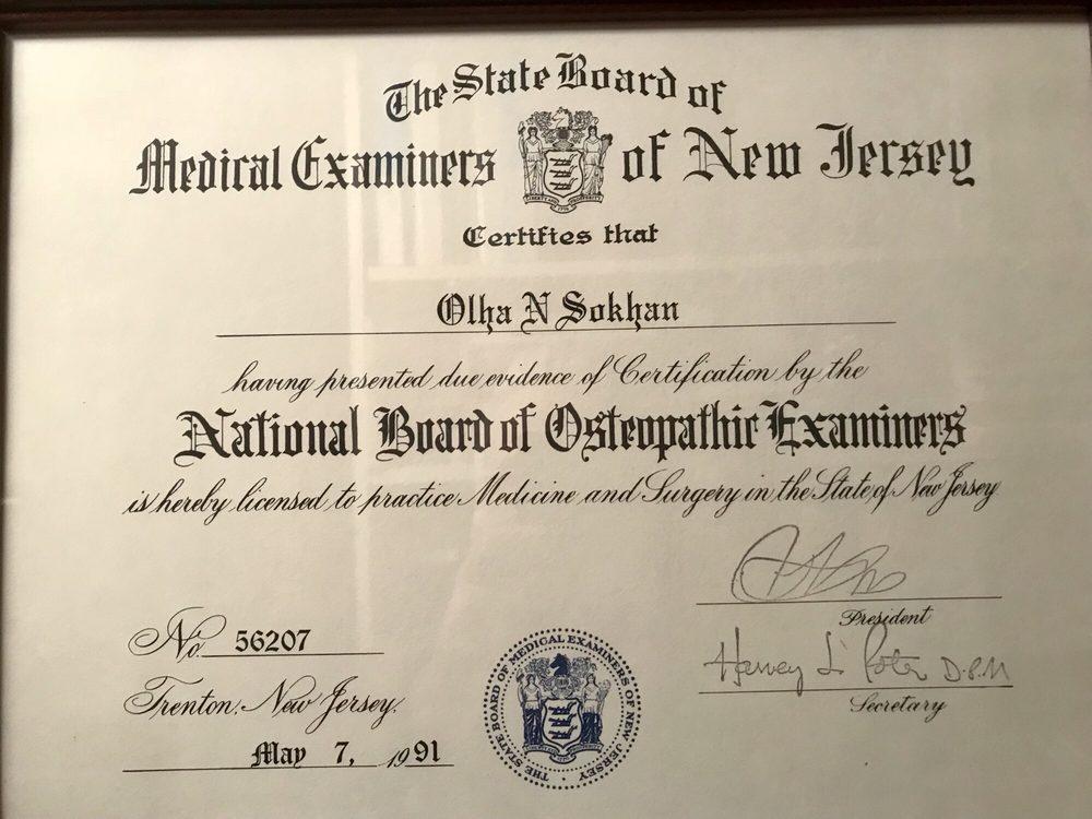 Licensed In Nj Yelp