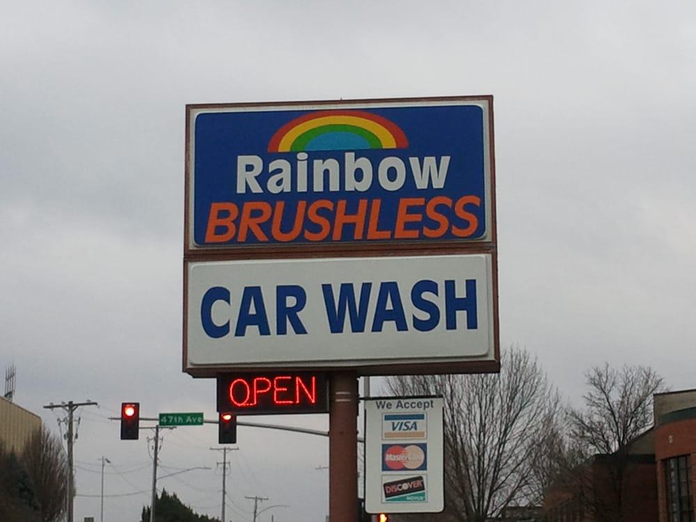 Rainbow Car Wash Kansas City Ks