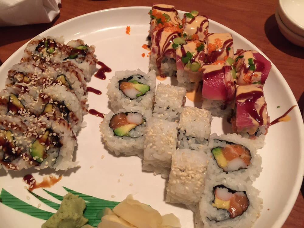 asahi steak sushi 17 photos 63 reviews japanese. Black Bedroom Furniture Sets. Home Design Ideas