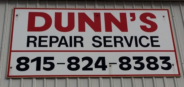 Dunn's Repair Service: 1003 W Comanche Ave, Shabbona, IL