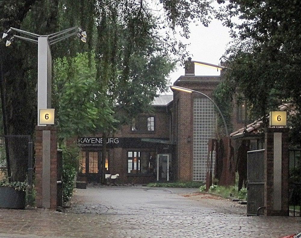 Kayenburg linear einrichtung m bel osterfeldstr 6 for Einrichtung hamburg
