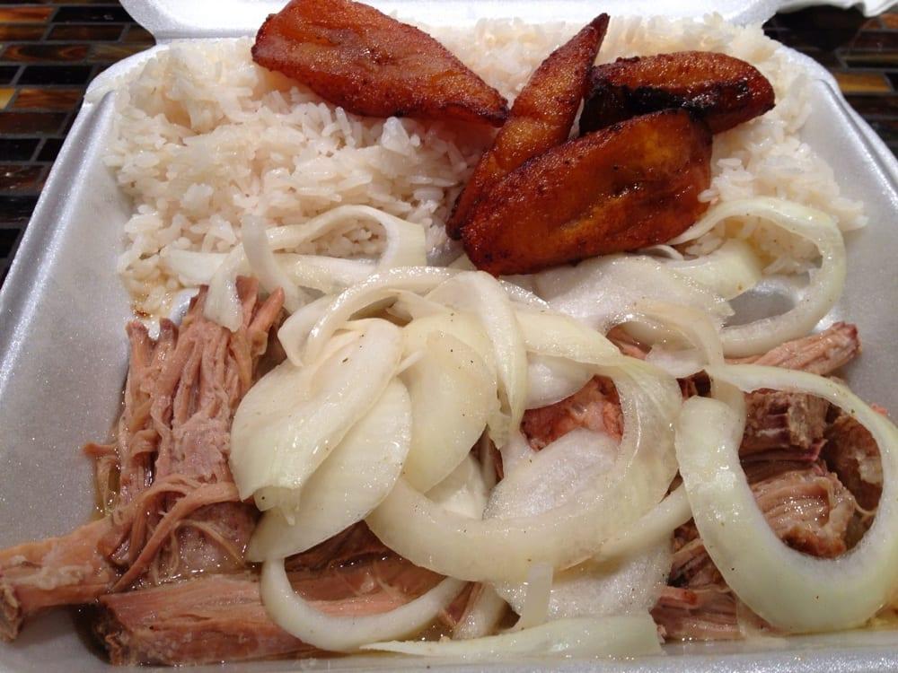 Lechon Asado - Cuban Style Roast Pork Marinated in Garlic Mojo Criollo ...