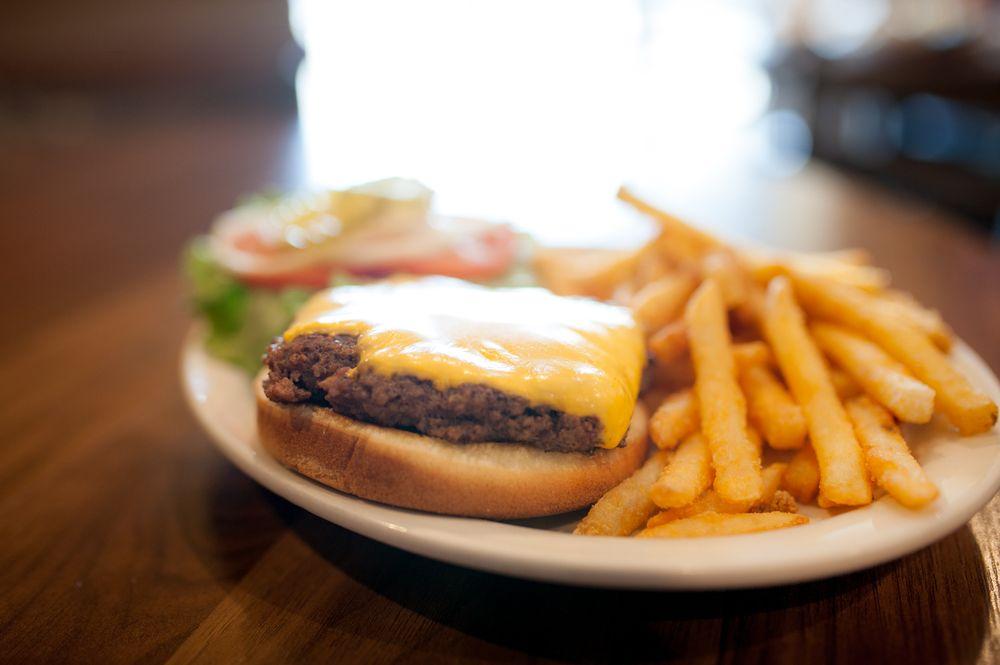 Charlie's Restaurant: 200 Manchester Ave, Newton, KS