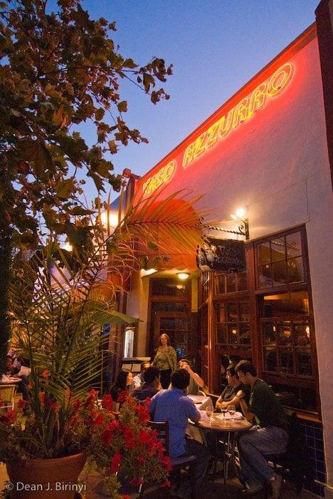 Restaurants On Castro Street Mountain View Ca