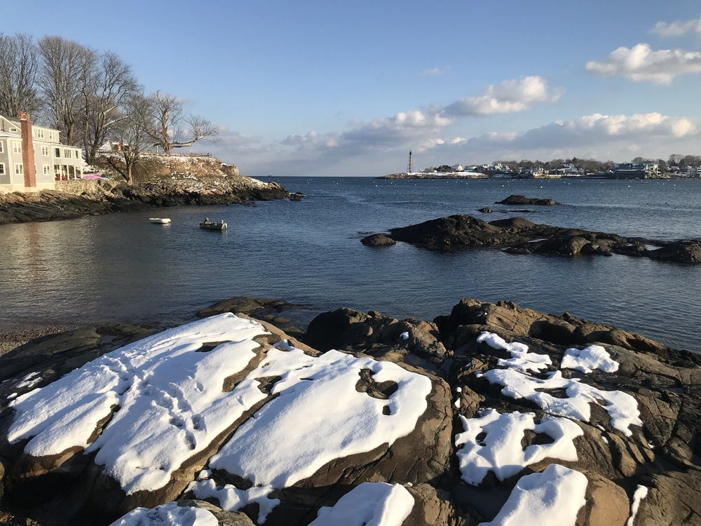 Fort Sewall: Front St, Marblehead, MA