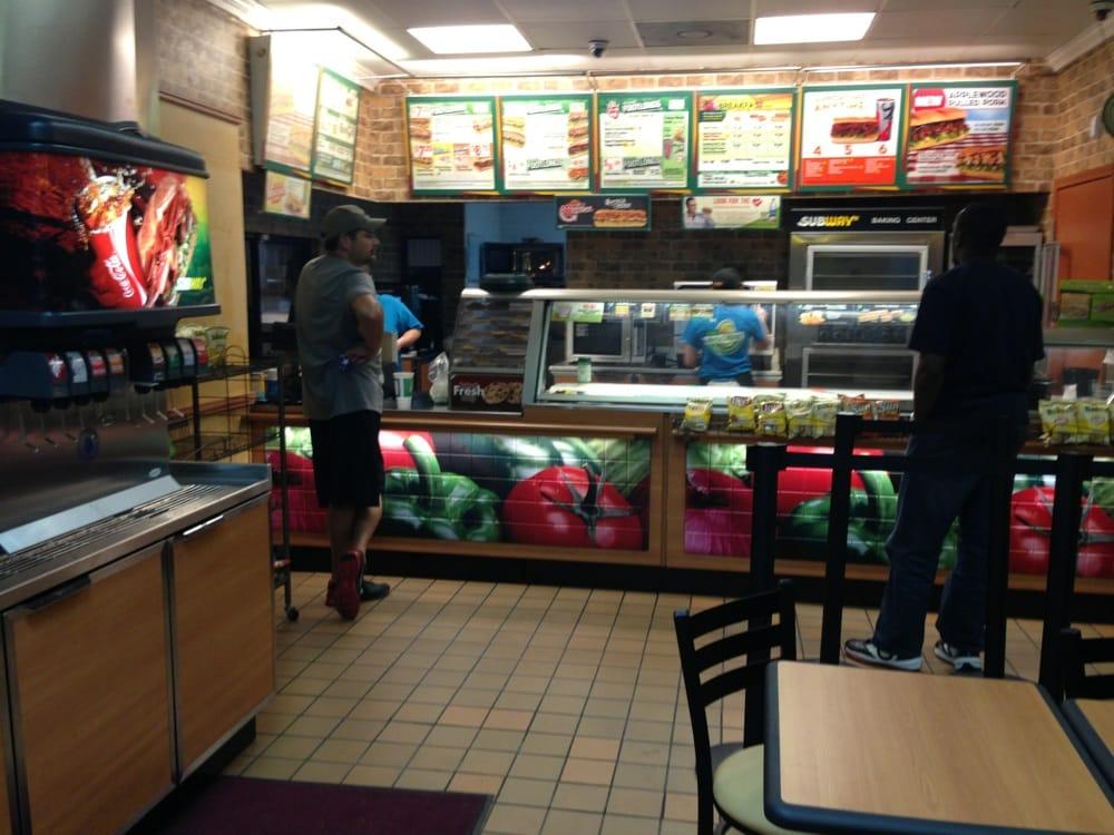 Subway: 503 Thomas Rd, West Monroe, LA