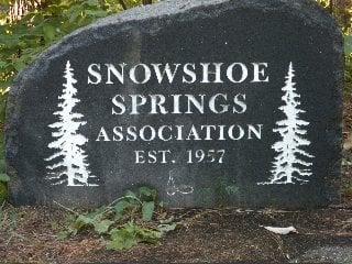 Snowshoe Spring Association: 1724 Pine Dr, Arnold, CA