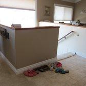 Photo Of K Pinson Stairs   Murrieta, CA, United States. Before Photo.