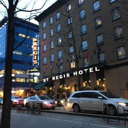 Photo Of St Regis Hotel Vancouver Bc Canada To Your Right