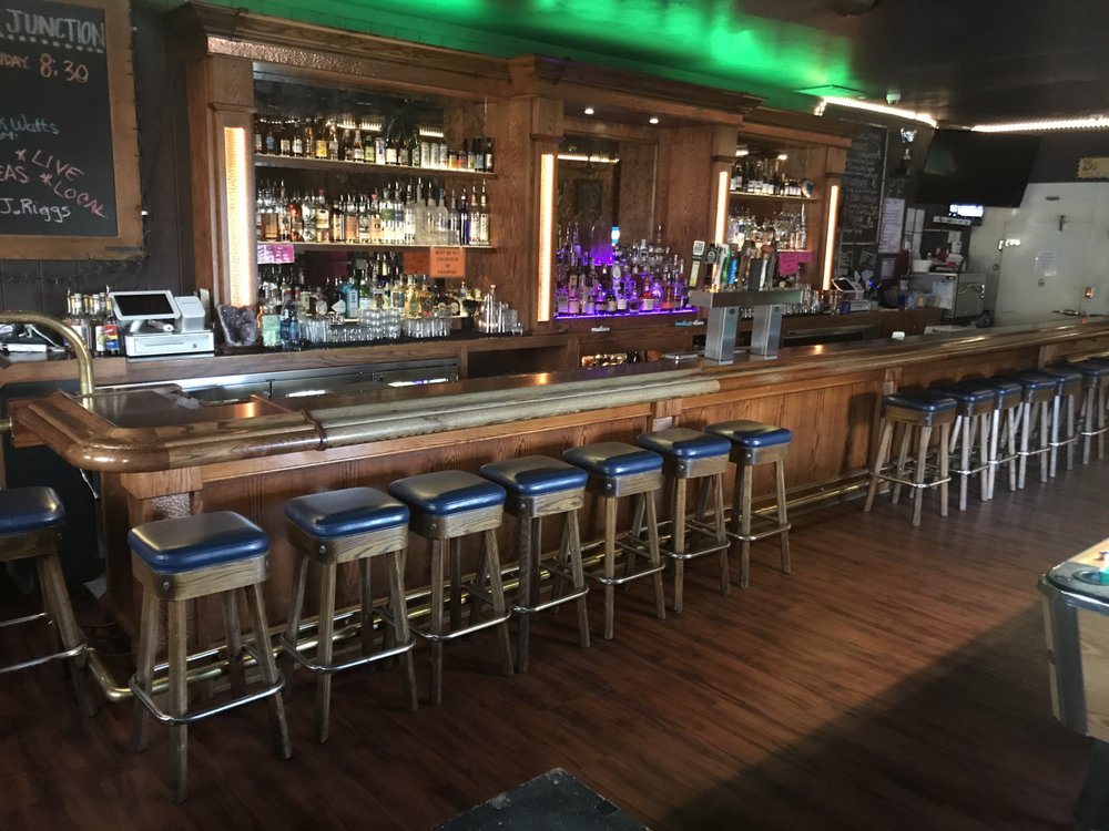 Stone Junction Bar: 744 Redwood Dr, Garberville, CA