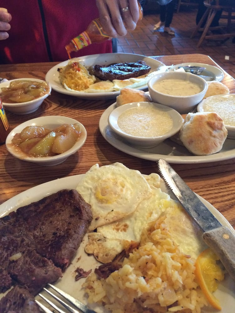 Visit Cracker Barrel in Georgetown, KY for the best breakfast, lunch specials, and homestyle dinners. Find your local restaurant address and phone number, join the online wait list, order meals to-go online, and view the menu for your Georgetown restaurant.