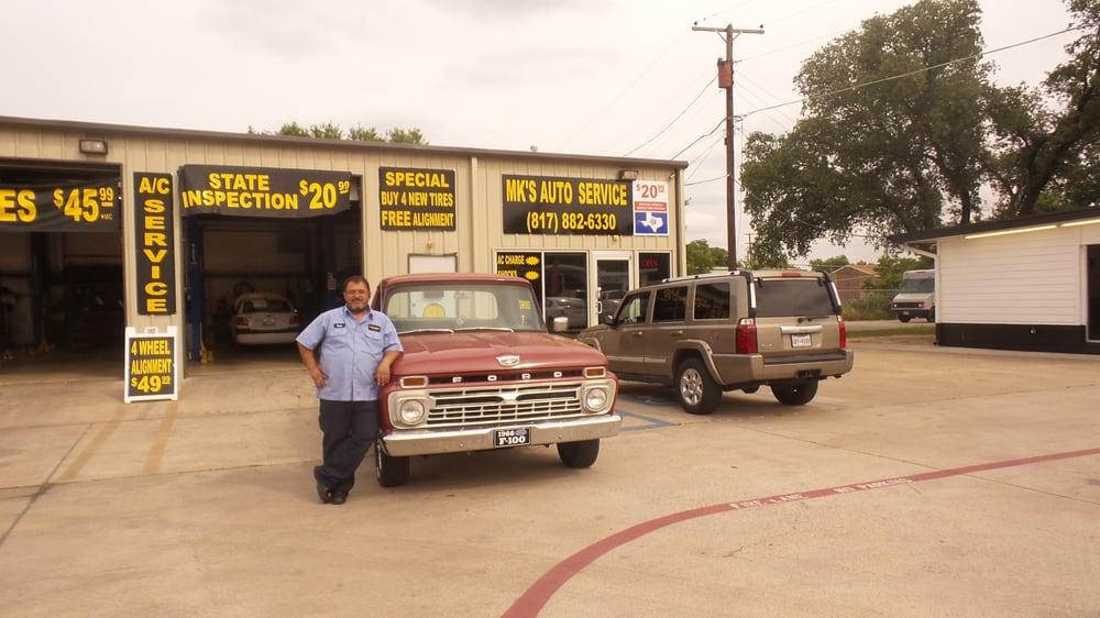 MK'S Auto Service