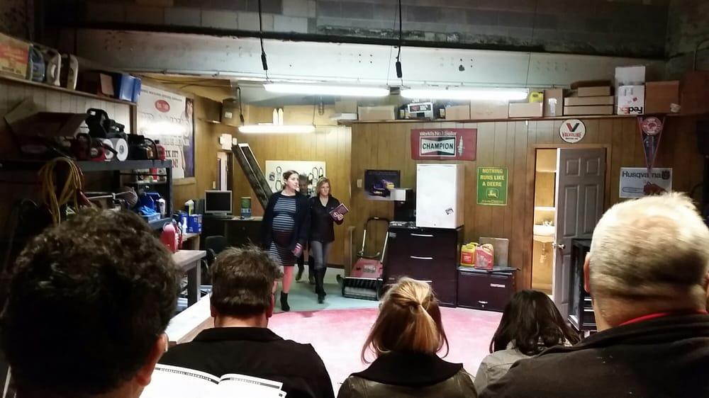 Barebones Productions: 1211 Braddock Ave, Braddock, PA