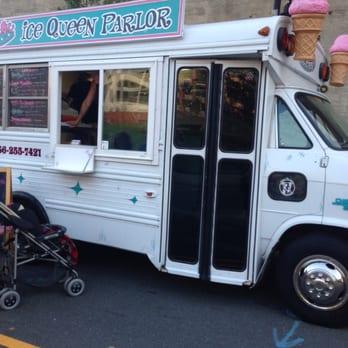 Ice Cream Food Truck Greensboro