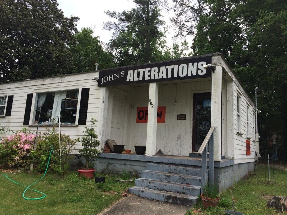 John's Professional Alterations: 802 Lakeview Dr, Auburn, AL