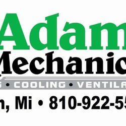 9 Adams Mechanical Heating Air Conditioning Hvac