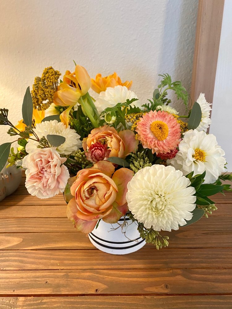 The Flower Theory: 100 Hartz Ave, Danville, CA