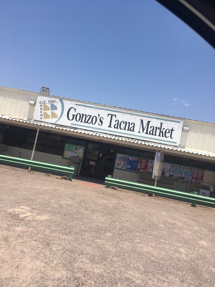Gonzo's Country Store: 5154 S Ave 38 E, Roll, AZ