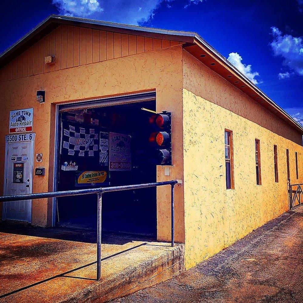 Hometown Auto Repair: 3500 Cypress Gardens Rd, Winter Haven, FL