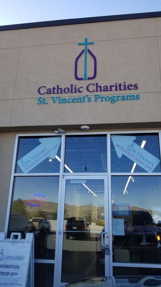 Catholic Charities of Northern Nevada: 440 E Golden Valley Rd, Reno, NV
