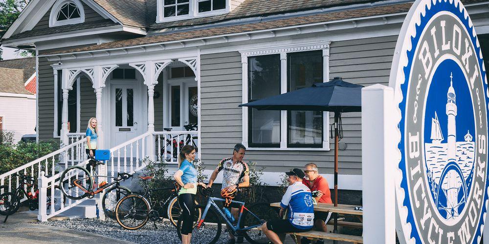 Biloxi Bicycle Works: 993 Howard Ave, Biloxi, MS