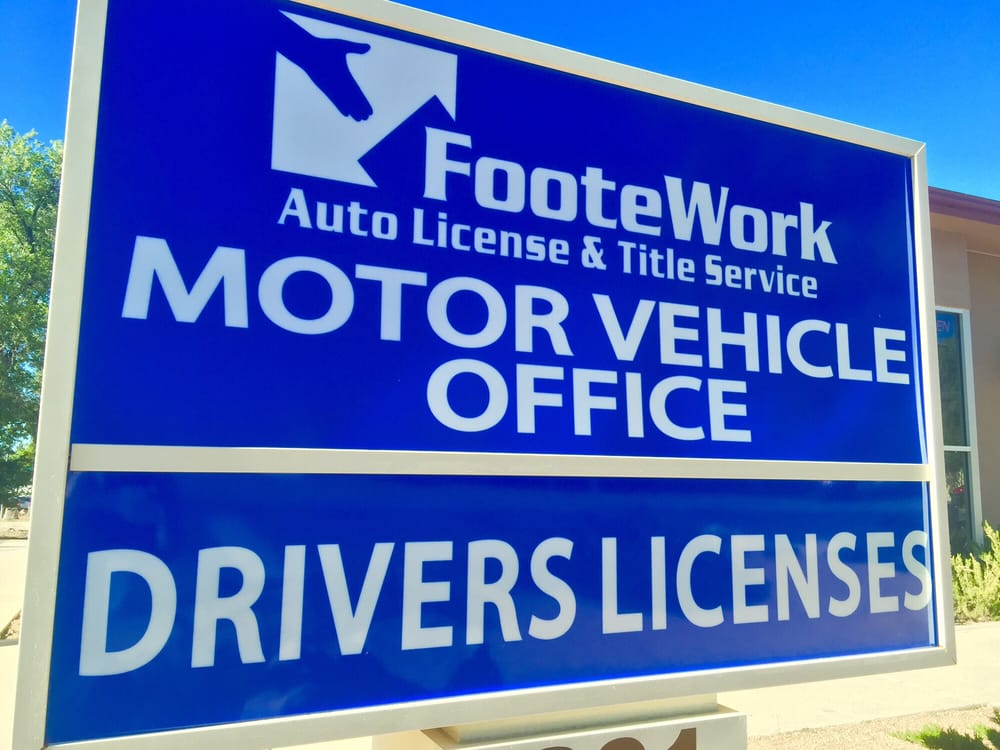 FooteWork Auto License & Title Service - 15 Reviews - Registration ...