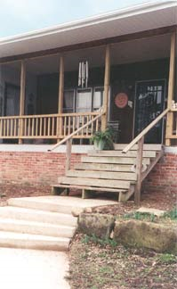 Walnut Acres Bed & Breakfast: 115 W Clay St, Huntsville, MO