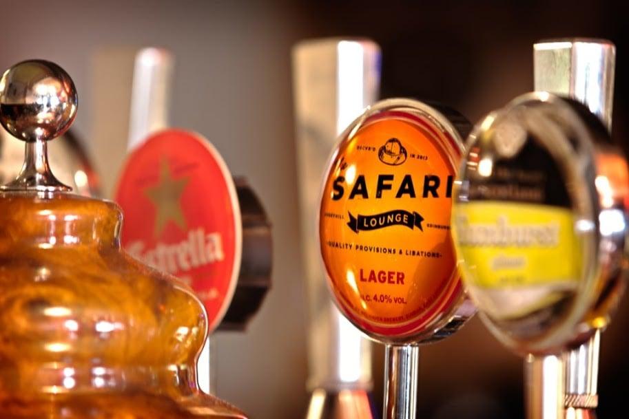 The Safari Lounge