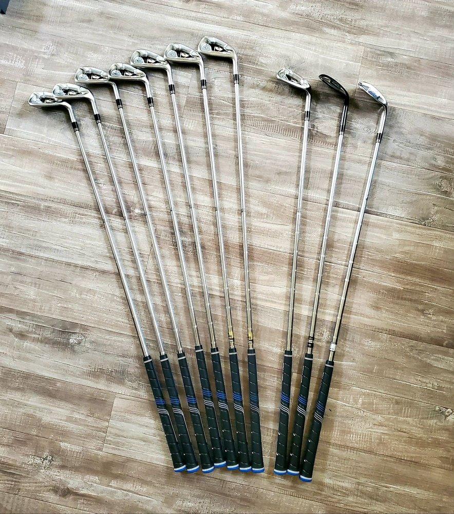Grip It Golf: 2401 San Pablo Ave, Pinole, CA