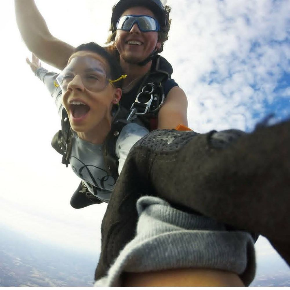 Social Spots from Piedmont Skydiving