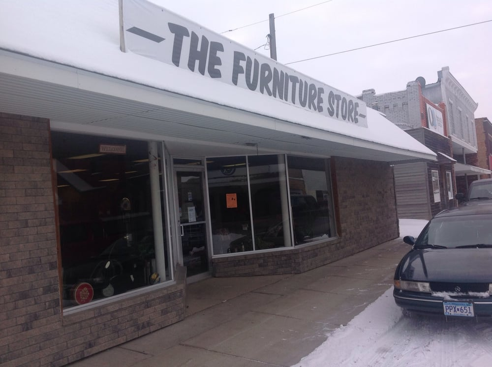 The Furniture Store Furniture Stores 144 N Miles St Appleton Mn United States Phone